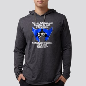 Torah Fulfilled! Long Sleeve T-Shirt